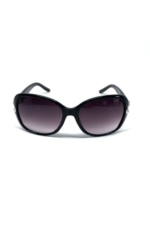 The Gracie Sunglasses in Black
