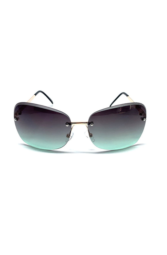 The Jasmin Sunglasses in Blue