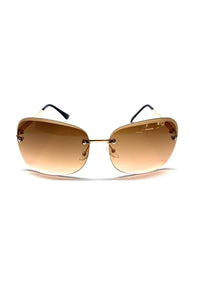 The Jasmin Sunglasses in Brown