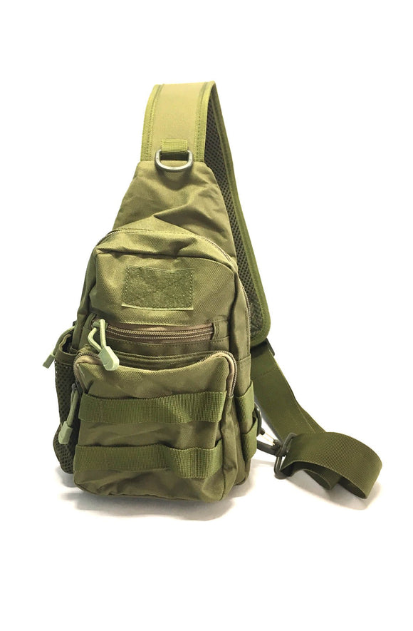 Large Slingbag in Olive