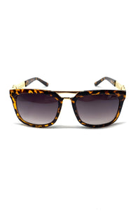 The Medusa Sunglasses in Tiger