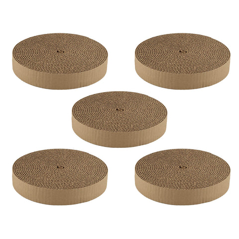 Replacement Kit (5x center scratch pads)