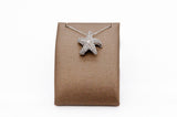 Curved Starfish Pendant