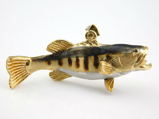 Largemouth Bass Pendant