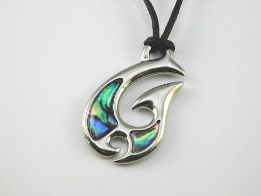 Fish Hook Pendant