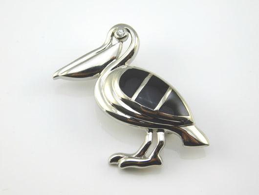 Pelican Clothing Pin