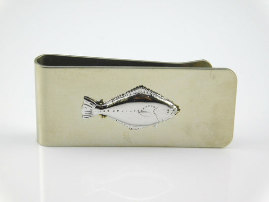 Halibut Money Clip
