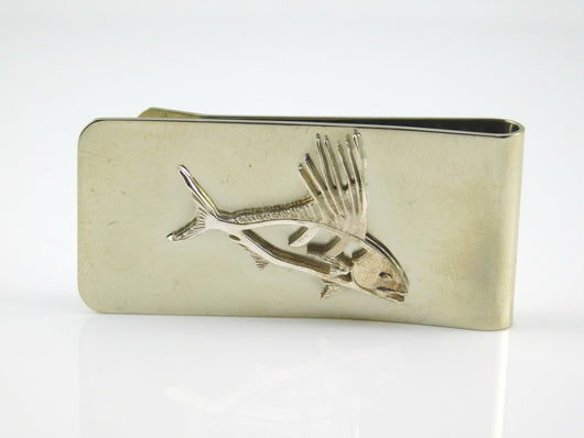 Roosterfish Money Clip