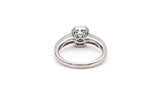 Mirror on the Wall Ring, 0.75ct