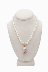 Baroque & Freshwater Pearl Starfish Necklace