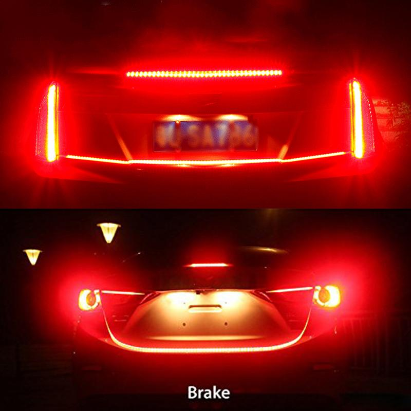 Flow led strip trunk light shopularproducts car light assembly flow led strip trunk light aloadofball Image collections