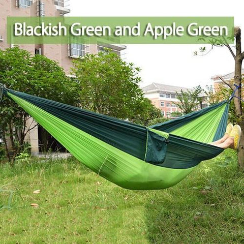 15oz Backpacking Hammock - ULTRA LIGHT