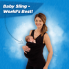 Image of Baby Sling - World's Best!