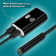 Best Endoscopic Camera - Wifi & Waterproof