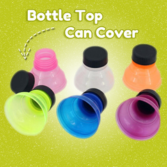 Bottle Top Can Cover
