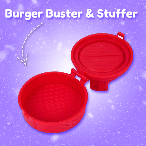 Burger Buster & Stuffer