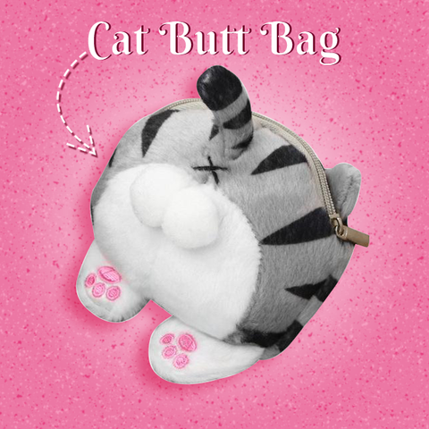 Cat Butt Bag