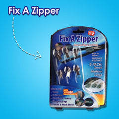 Fix A Zipper - 6 pack