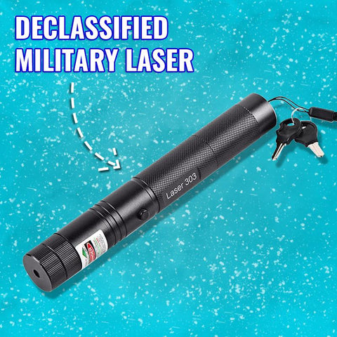 Declassified Military Laser