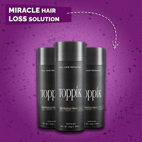 Miracle Hair Loss Solution