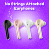 Image of No Strings Attached Earphones