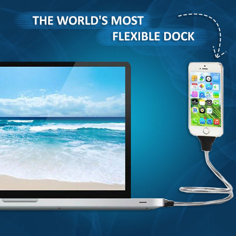 THE WORLD'S MOST FLEXIBLE DOCK
