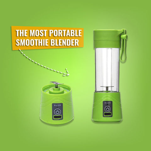 The Most Portable Smoothie Blender