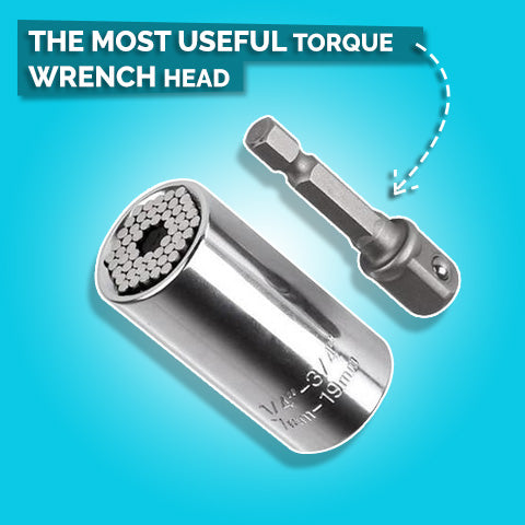 The Most Useful Torque Wrench Head