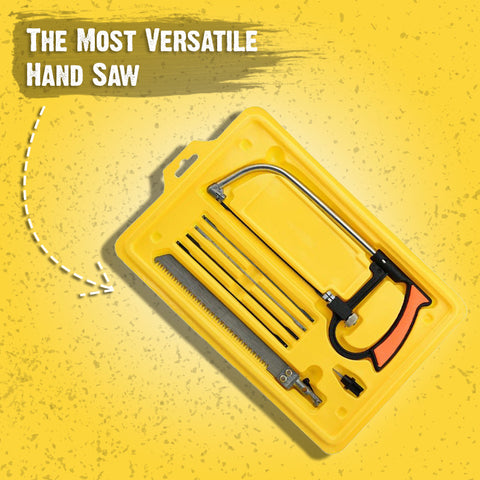 The Most Versatile Hand Saw