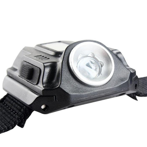 Outdoors & Tools - Tactical Rechargeable LED Light Wactch