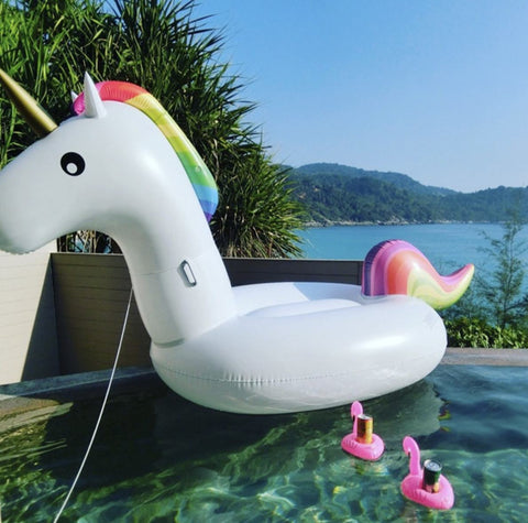 Outdoors & Tools - The Biggest Inflatable Unicorn