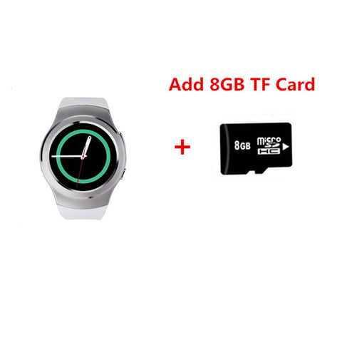 Smart Sport Bluetooth Watch - Full HD Screen, Sim Card, TF Card - Android + IOS Apple