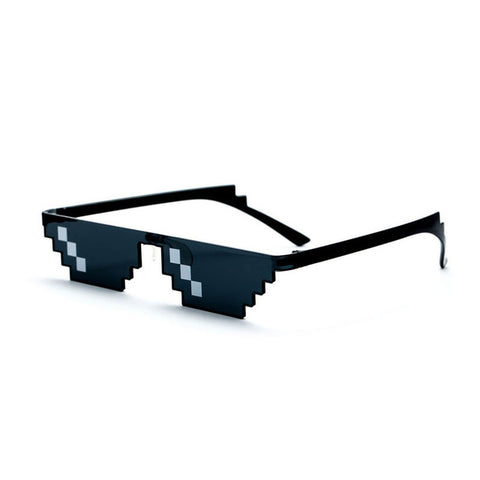 """Thug Life"" Pixel Limited Edition Sunglasses"