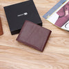 Image of Genuine Leather Smart Wallet - Alarm, GPS, Bluetooth, Anti-Theft