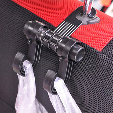 Car Seat Coat Hangers - Double Hooks