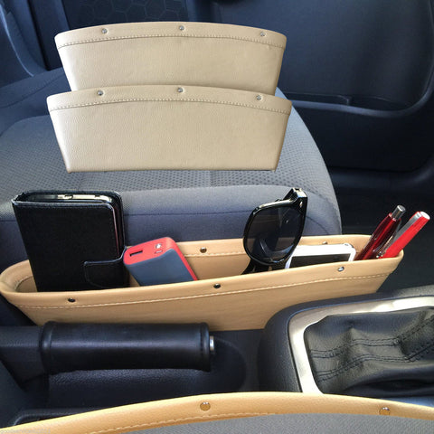 Car Seat Catcher and Space Organizer