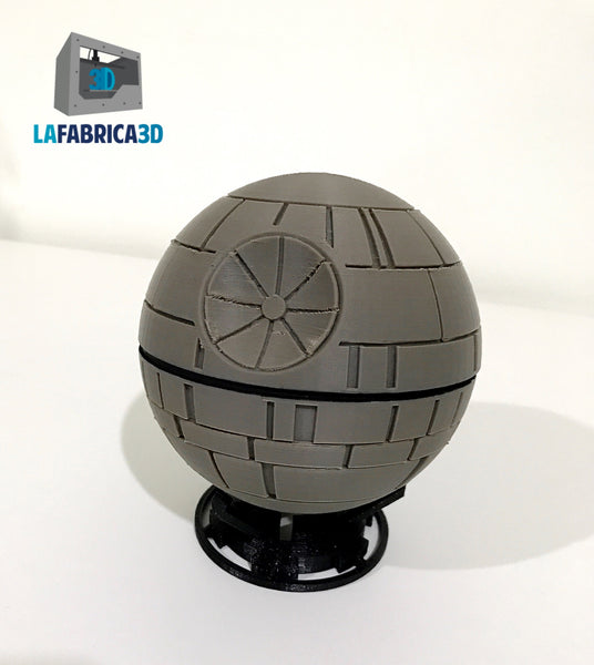 Death Star 3D - Star Wars - La Fabrica 3D