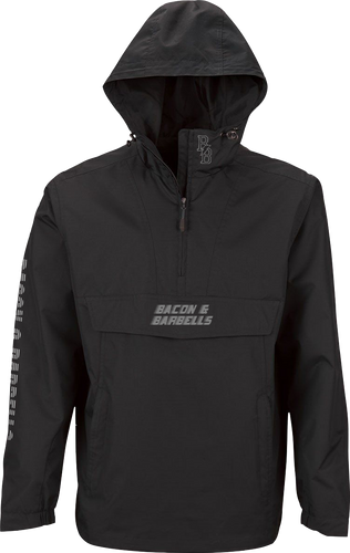 BOLT Wind & Waterproof Jacket (Black/3M)