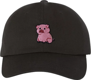 PIGGY DAD CAPS