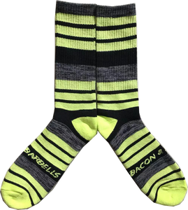 B&B ELITE CREW SOCKS (2 COLOUR OPTIONS)