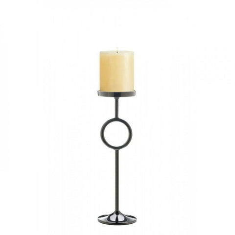 Large Circle Stand Candleholder