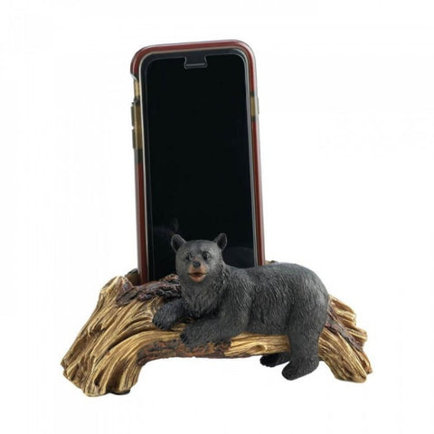 Black Bear Phone Holder