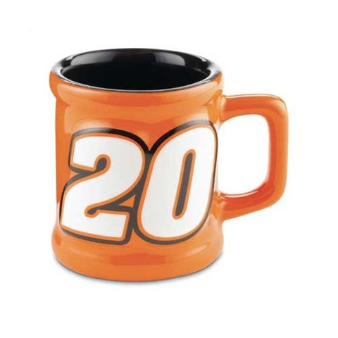 Tony Stewart Decal Mug Shot