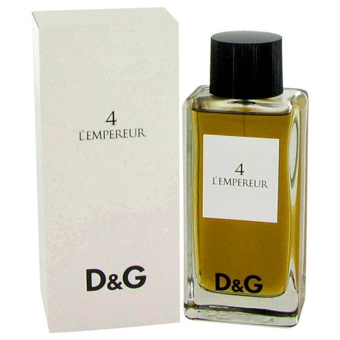 L'empereur By Dolce & Gabbana Eau De Toilette Spray 3.3 Oz