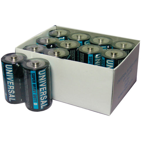 Upg Super Heavy-duty Battery Value Box (c; 24 Pk)