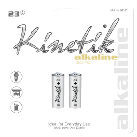Kinetik Gp23 Lighter Batteries (2 Pk)