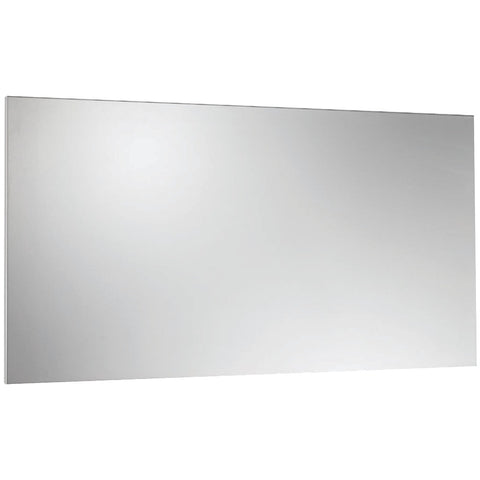 "Steelmaster 14"" X 30"" Magnetic Note Board, Silver"