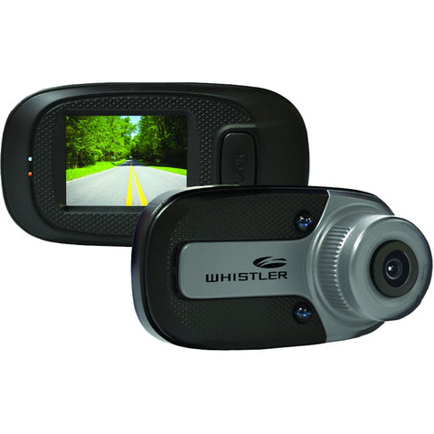 "Whistler D12vr 1080p And 720p Hd Automotive Dvr With 1.5"" Screen"
