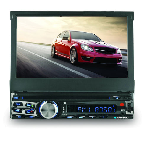 "Blaupunkt Austin 440 7"" Single-din In-dash Dvd Receiver With Bluetooth"