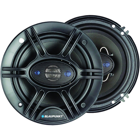 "Blaupunkt 4-way Coaxial Speakers (gtx650 6.5"" 360 Watts)"